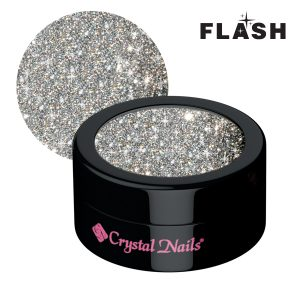 "Flash Glitter ""Silber"""
