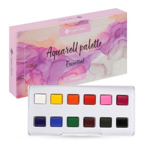 Aquarell Palette